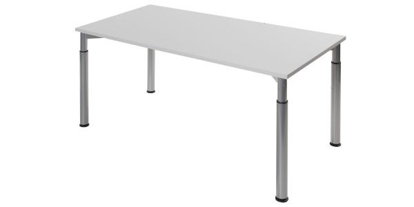Höheneinstellbares Schreibtischgestell